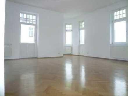 sehr großzügige 3-Raum-Wohnung mit Balkon in toller Wohnumgebung