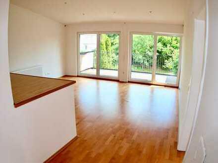 3 Zimmerwohnung mit Balkon provisionsfrei in Rheinfelden 73qm
