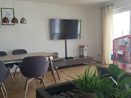 Neuwertige 4-Zimmer-Wohnung mit Balkon in Adolph-Kolping-Straße, Günzburg