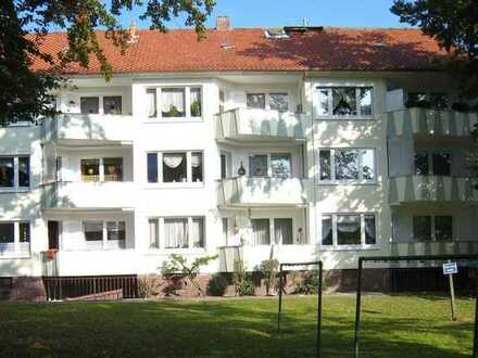 Großzügige 2-Zimmer Wohnung in Blexen