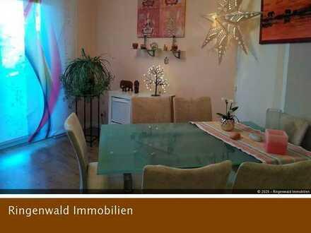 Geschmackvolle Erdgeschosswohnung im Herzen von Lampertheim!