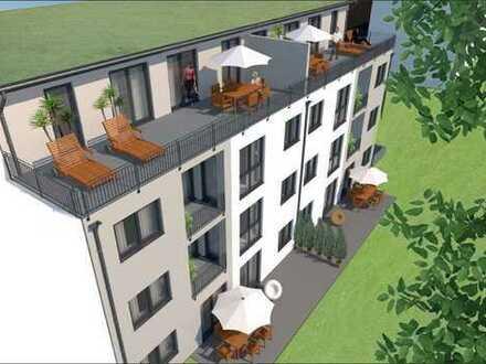 exklusives 4 Zi.- Penthouse mit großer Dachterrasse (34,6 qm)! Tageslichtbad!