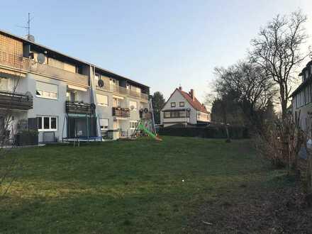 2-Zimmer-DG-Wohnung mit Balkon und Einbauküche in Heidelberg