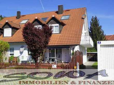 Schicke Eigentumswohnung in ruhiger Lage mit Garten - Neuburg - Heinrichsheim - SOWA Immobilien