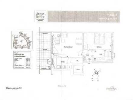 von Privat: exklusive, neuwertige 2-Zimmer-Wohnung mit Garten