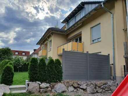Neuwertige 3-Zimmer-Wohnung mit Balkon und EBK in Laufenburg