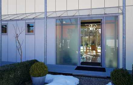 Lichtdurchflutetes Architekten-Lofthaus