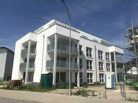 ***Modern und hochwertig - Neubau-Eigentumswohnung am Ortsrand***