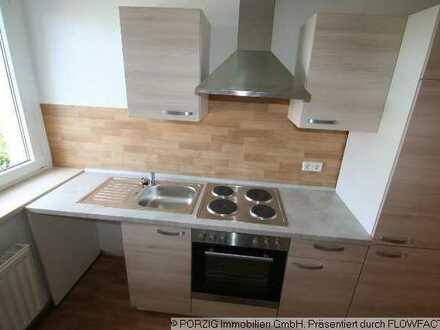 3-Raum-Wohnung in Langenweißbach mit EBK
