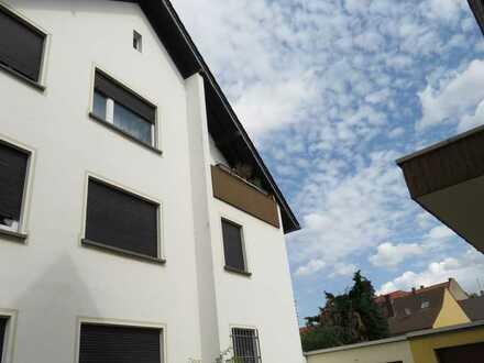 Provisionsfreie 3ZKB, 78m² in ruhigem Dreiparteienhaus