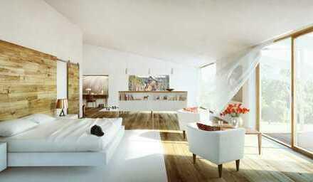 Moderne Eigentumswohnung, stufenlos im Erdgeschoss - Option auf wertvolle Sondernutzungsrechte