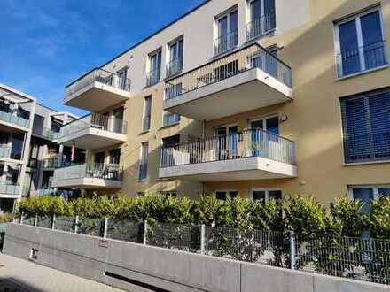 Barrierefreie 3-Zimmer-Wohnung in ruhiger Lage, Nähe Zentrum und See