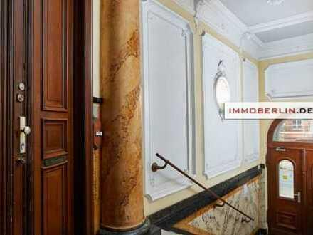 IMMOBERLIN: Große Altbauwohnung mit faszinierendem Potential