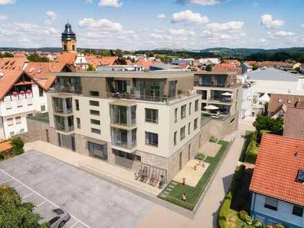 Attraktive 4-Zimmer-Wohnung mit großer Dachterrasse (Whg. 23) - Besichtigung am Sa, 04.07., 13-14 h
