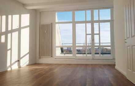 Erstbezug nach Sanierung! Schöne Altbau Maisonette Wohnung in Neukölln, sonnig & ruhig!