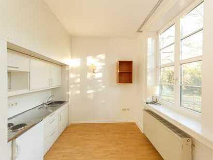 1-Zi- Studio-Apartment zwischen Potsdam und Berlin: Die ruhige Wohnoase für Geschäftsleute!