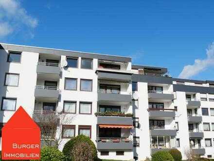Schöne, helle 3-Zimmer-Eigentumswohnung mit Balkon und Stellplatz in einem gepflegten MFH in Niefern
