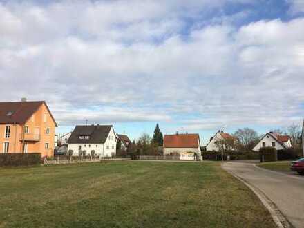 *** Hier kann Ihr Wunschhaus gebaut werden! * Ruhige Lage * S-Bahn-Nähe ***