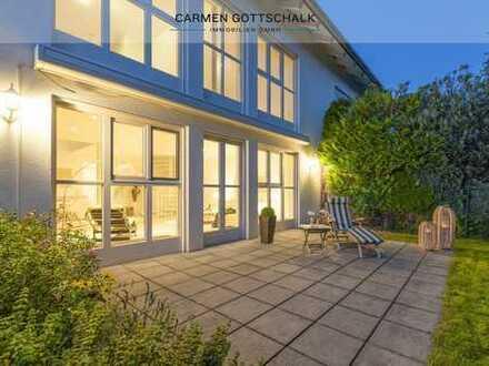 Ammerland am Starnberger See - Herrliches Wohlfühlhaus mit viel Sonne und hoher Privatsphäre