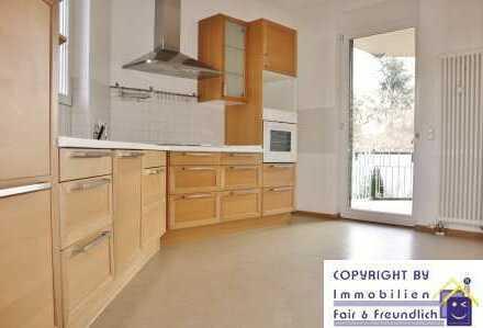 *ROLLSTUHLGERECHTES WOHNEN IN BERGHEIM* - ca. 85 m² Wohnfläche, 2 Zimmer und Balkon -