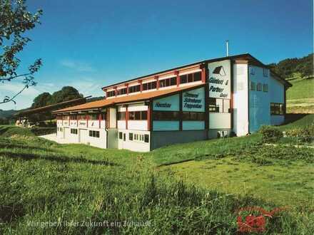 Vielseitiges Gewerbeobjekt für Produktion und Lager