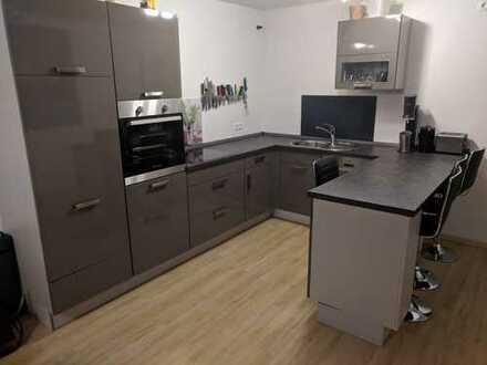 Neuwertige 3-Zimmer-Wohnung mit Balkon und EBK in Kaufbeuren