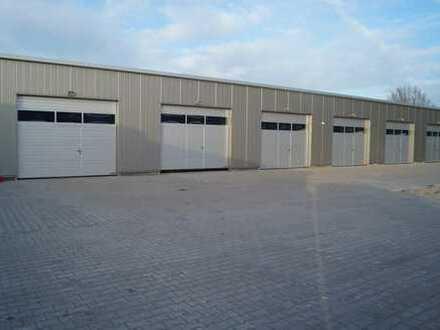 Lagerhalle, Produktionshalle, Werkstatt, Klein Gewerbe