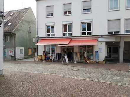 Ansprechende Räume für Laden/Büro/Praxis