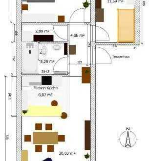 Erstbezug mit luxuriöser EBK und Balkon/ Loggia: ansprechende 3-Zimmer-Wohnung in Cloppenburg