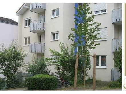 WOHNEN in HN-FRANKENBACH - 3,5 Zimmer inklusive 2 Balkone + Duplex-TG-Stellplatz