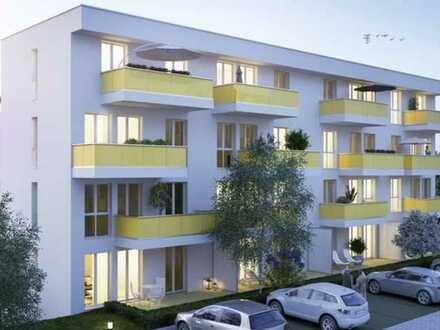 Große Terrasse im EG, top modern, elegante und super aufgeteilte 2 ZKBB