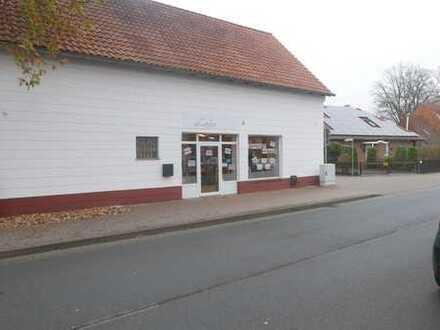 attraktives Ladenlokal in Großburgwedel