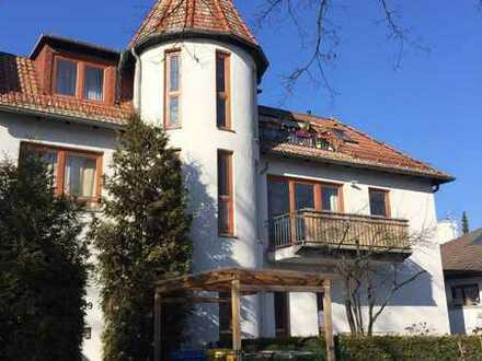2-Zimmer-Wohnung in Stadtvilla in ruhiger Lage
