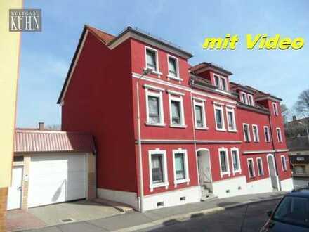 2 Raum-Maisonette-Wohnung, Alt-Planitz, EBK !