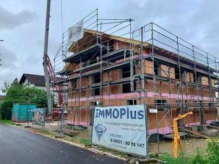 Baustellenbesichtigung der Doppelhaushälfte in Pang möglich