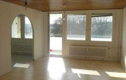Ruhige, helle, sonnige 4 1/2-Zimmer-Wohnung