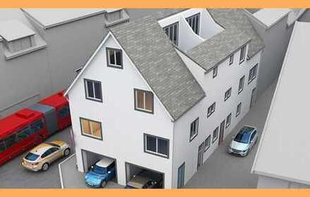 Hessigheim: 3-4 Zimmer Maisonette-Wohnung im 1.+2. DG mit Loggia