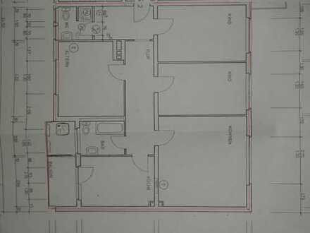 110 qm Wohnung in stadtnaher Lage von Unna