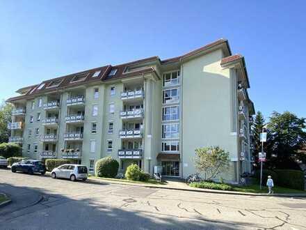 1 ZKB Wohnung in Seniorenwohnanlage in 79183 Waldkirch