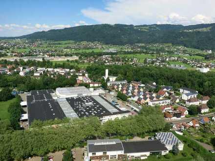 Gewerbe- und Lagerflächen in verkehrsgünstiger Lage in Lindau-Zech