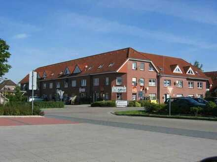 Renovierte 2 Zimmer Oberwohnung in Wiesmoor-Zentrum