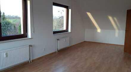 Vollständig renovierte 3-Zimmer-Dachgeschosswohnung mit Logia und EBK in Burgewedel - Wettmar