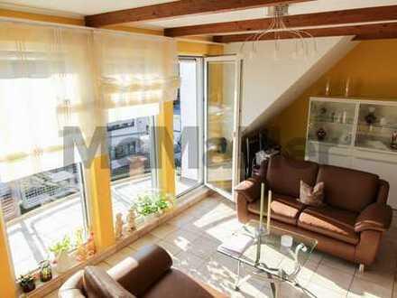Individuelle 2-Zimmer-Eigentumswohnung mit Galerie in der beliebten Waldsiedlung