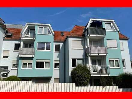 Gepflegte 3-Zimmer-Dachgeschosswohnung in Marbach am Neckar!
