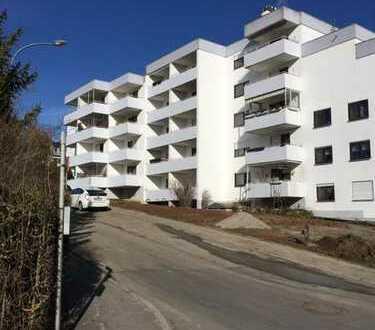 Schicke und komplett möblierte 1 Zi-Wohnung in Feldrandlage von Heimsheim!