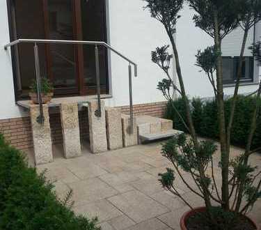 Fellbach Schöne 3-Zimmer Wohnung EG m. Aussensitz Westseite
