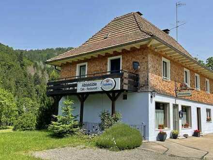 Traditionsreiches Gasthaus im Albtal!