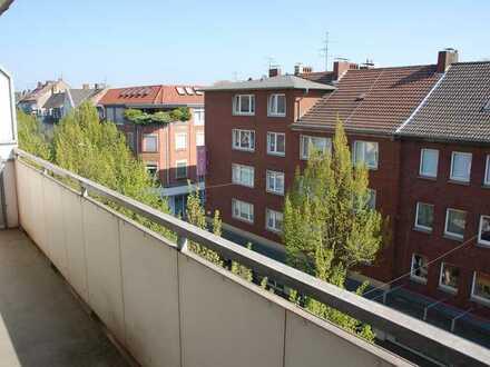 3 Zimmer und 2 Balkone - Wer hat das schon??!!