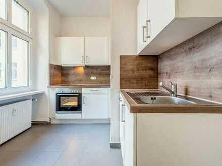 2-Zimmerwohnung mit Einbauküche und Duschbad