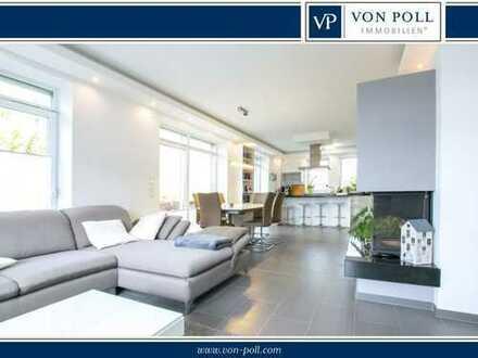 VON POLL Schönkirchen:Moderne Wohnung mit großer Terrasse in zentraler Wohnlage